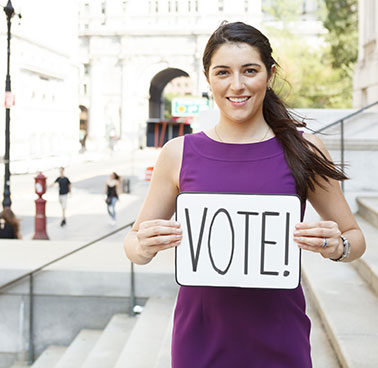 Kentucky Voices for Health encourages you to act through your vote